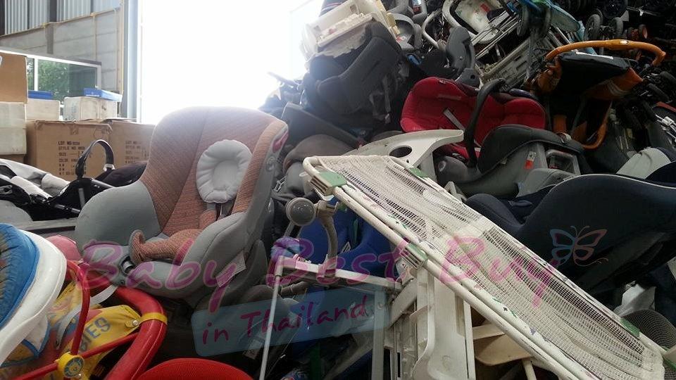 คาร์ซีท มือสอง Old car seat