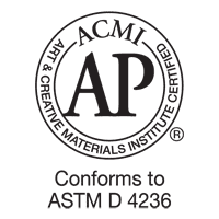Art & Creative Materials Institute Certified