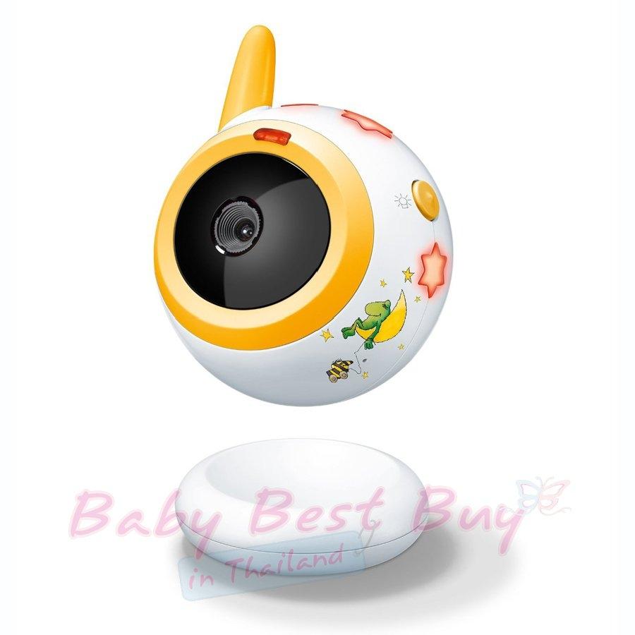 beurer janosch baby video monitor jby100. Black Bedroom Furniture Sets. Home Design Ideas