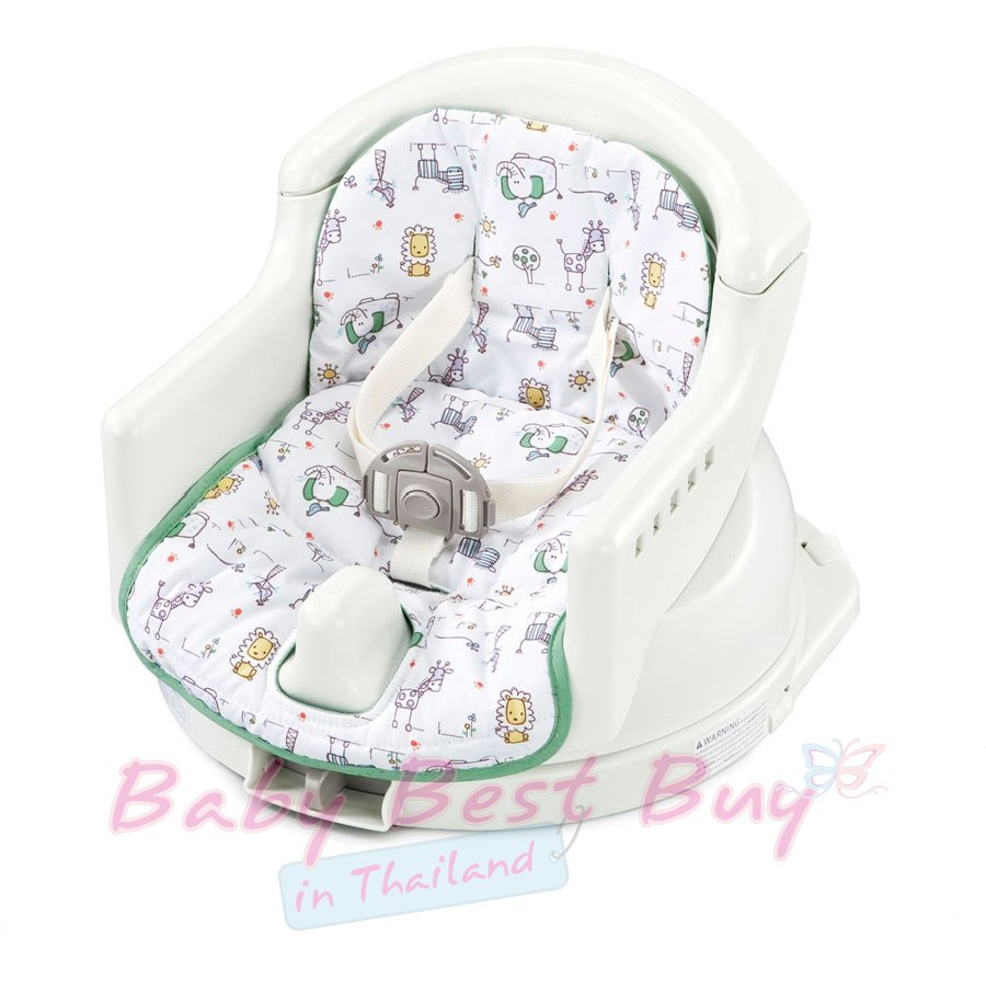 Click Here for Larger Image  sc 1 st  Baby Best Buy in Thailand & The First Years miSwivel Feeding Chair Safari
